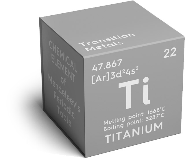 VSMPO-Tirus - Titanium Element